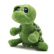 BESTIM INCUK Big Eyes Tortoise Plush Toy Soft Stuffed Animal Toy Christmas Birthday Gift