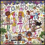 Tom Tom Club .  Tanslucent Green Vinyl Edition]