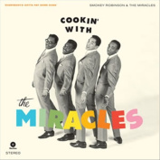 Cookin' with the Miracles [LP]