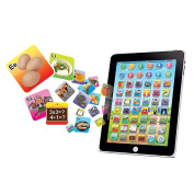 Tonsee Kids Children Tablet IPAD Educational Learning Toys Gift For Girls Boys
