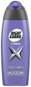 Right Guard Xtreme Recharge Shower Gel 250 ml - Pack of 6