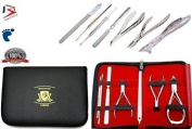 Ingrown chiropody Podiatry toe nail set podiatrist ingrown 7Pc kit *GREAT OFFER*- Nail Files Top Quality .  Only On BeautyTrack