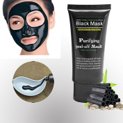 Oshide Purifying Pore Blackhead Acne Remover Peel Mud Deep Cleaning Facial Mask Black Anti Ageing Face Mask
