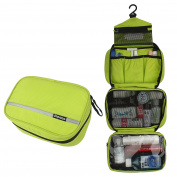 Dopobo Travelling Toiletry Bag Portable Hanging Water-Resistant Wash Bag for Travelling, Business Trip, Camping