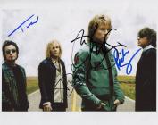 Bon Jovi FULLY SIGNED Photo 1st Generation PRINT Ltd 150 + Certificate