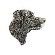Pewter ~ Premium Brittany ~ Lapel Pin / Brooch ~ D038PR