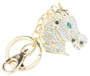 QUADIVA Bag Charm Horse bag pendant for woman (colour