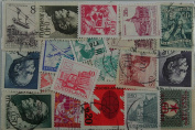 Packet of 100 Yugoslavia stamps. Mint and used.