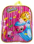 Shopkins Girls Junior Backpack Childrens Rucksack School Bag