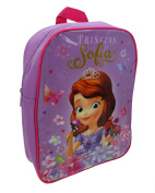 Disney Sofia Children's Backpack, 6 Litres, Lilac