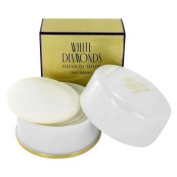 WHITE DIAMONDS by Elizabeth Taylor Dusting Powder 80ml