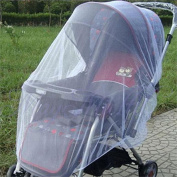 Ziaxa(TM) Baby Stroller Pushchair Mosquito Insect Shield Net Safe Infants Protection Mesh Stroller Accessories Mosquito Net