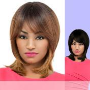 VIVA (Foxy Lady) - Heat Resistant Fibre Full Wig in DARKEST BROWN
