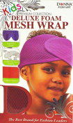 Donna Premium Collections Kids Deluxe Foam Mesh Wrap Red 11243