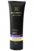 Linha Matizante (Specialiste) Bio Extratus - Mascara Violeta Hidratacao Desamareladora 250 Gr - (Matting