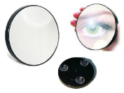 Magnifying Mirror Handheld - 15X Wall Mount Suction Macro