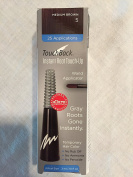 LOT OF 2!! TOUCH BACK #5 MEDIUM BROWN Instant Root Touch-Up 25 Applications Per Box