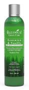 "Hair Loss Prevention Therapy Premium Organic Deep Moisturising & Intensive Reconstructive Conditioner ""Geranium & Vanilla"". Hair Growth Support. Paraben-Free Formula. By Botanical Green Care."