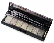 Women 7 Colours Eye Shadow Palettes Cosmetic Suitable for All Skins Beauty Eyeshadows Makeup