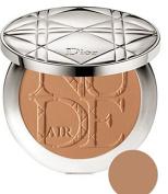 Dior Diorskin Nude Air Tan Foundation Powder Healthy Glow Sun Powder with Kabuki Brush