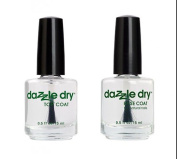 Dazzle Dry Duo - Base Coat and Top Coat