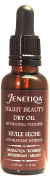 NIGHT BEAUTY DRY OIL, ALL NATURAL SUPER HYDRATING PLUMPER WITH ARGAN OIL, SQUALANE, ABYSSINIAN OIL AND VITAMIN E- 30ml