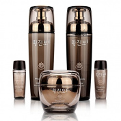 Whangjinbo Empress 3 Assorted Set( Activating Skin Toner/Balancing Emulsion/Firming Cream) Korea Cosmetics