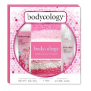 Bodycology Sweet Love Gift Set With Warm and Cosy Socks