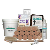 Wholesale Body Wrap Business Startup Kit with Spa Mud Seaweed Formula