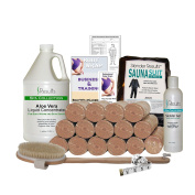 Wholesale Body Wrap Business Startup Kit with Aloe Vera