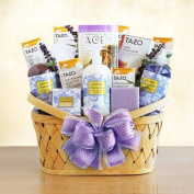 Soothing and Sensational Spa Gift Basket