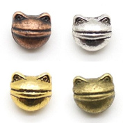 Pepe The Frog Meme, 20 X Beads Silver, Gold, Bronze, Copper