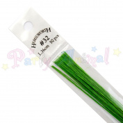Hamilworth NILE GREEN Sugarcraft Wire - Sugar flower, craft and floristry wires