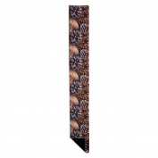 FloristryWarehouse Table Runner or Hanging Banner 24cm x 1.8m Pine Cones Design