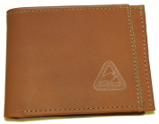 Borge & Co. Genuine Leather Men's Hipster Wallet Bifold