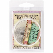 Ice Resin 422164 Art Mechanique Inclusions Shattered Mica - Silver, 15ml