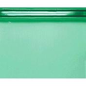 Hygloss 74103 100cm . X 30m. Wrap Green Cellophane Wrap Roll Cellophane Gift Wrap Roll