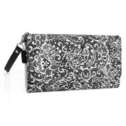 Fashion wallet case multi purpose organiser ( ID holder, coin purse, phone pocket) fits