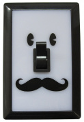 Time Concept 4548815005484 Spice Smile switch LED light, Black