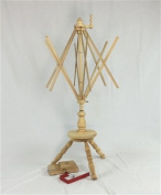 Strauch Swift / Skeinwinder Combination Table & Floor Model Maple