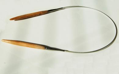 """U-nitt 40"""" premium Circular Knitting Needles sz 15 (10 mm) patina"""