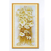 Embroidery,5D Full Drilled Diy Diamond Painting Cross Stitch Square Diamond Embroid