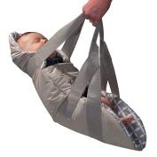 KidCo SwingPod Infant Portable Swaddle Swing, Grey