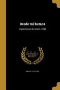 Desde Mi Butaca [Spanish]