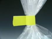 1cm x 180 yds. Bag Closing Tape - Yellow (2.4 mil) (12 Rolls) - AB-26-9-91Y
