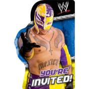 WWE INVITATIONS 8 COUNT