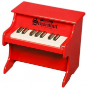 Schoenhut 1822P 18 Key My First Piano - Pink