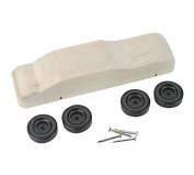Pine Car Derby Deluxe Body Kit, Stock Car W/Wheels And Axles
