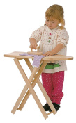 Steffy Wood Products SWP201 Maple Fold Up Ironing Board