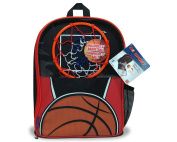 Neat-Oh! Go Sport Basketball Backpack, Red